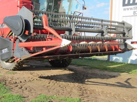 1986 Case IH 1020 Header-Flex For Sale