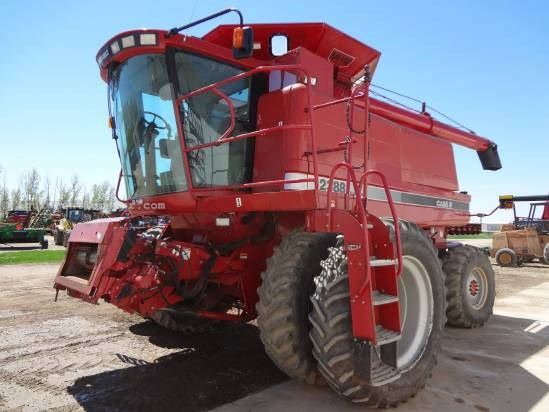 2003 Case IH 2388 Combine For Sale