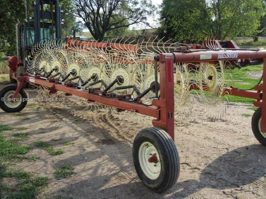 NULL H & S 3983 Hay Rake-Wheel For Sale
