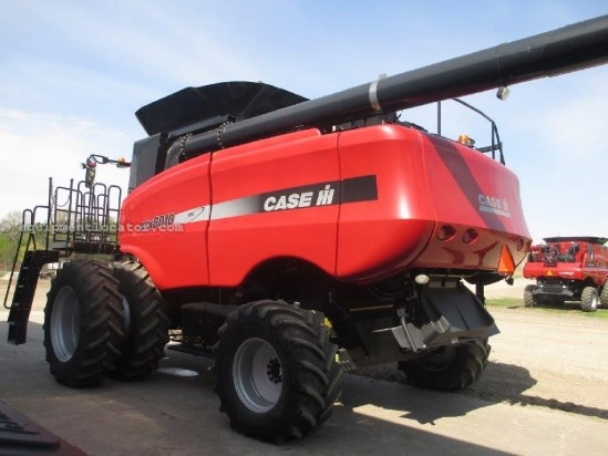 2006 Case IH AFX8010, UPTIME READY!, 1584 Sep Hr, AFX Rotor, FT Combine For Sale
