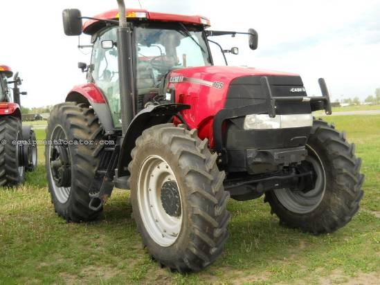 2009 Case IH PUMA 165 Tractor For Sale