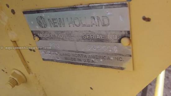 2000 New Holland 973 Header-Flex For Sale