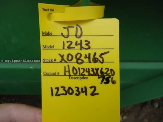 1986 John Deere 1243 Header-Corn For Sale