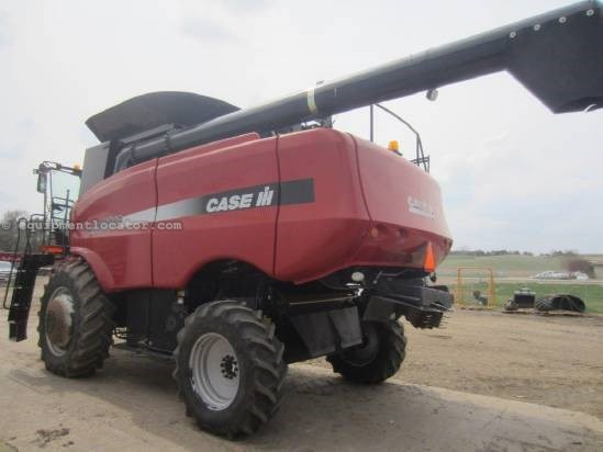 2006 Case IH 8010, 1278 Sep Hrs, FT, AHHC, Rotary Sep, 24' Aug  Combine For Sale