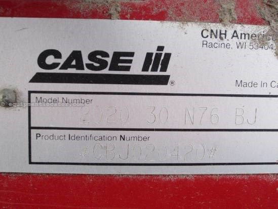 2005 Case IH 2020 Header-Flex For Sale