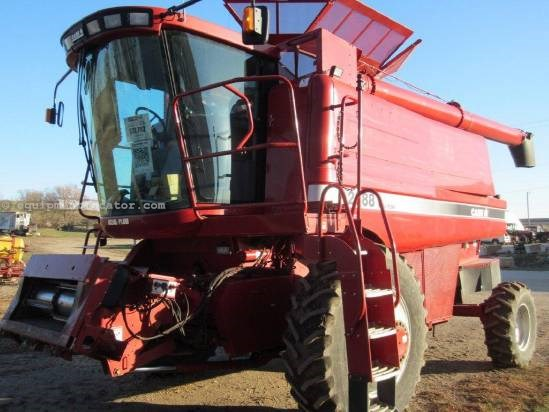 2001 Case IH 2388 Combine For Sale