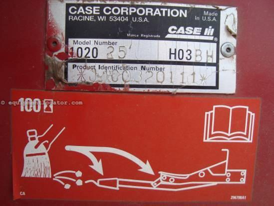 1999 Case IH 1020 Header-Flex For Sale