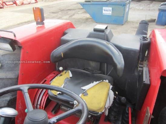 2006 McCormick C90, 90 HP, 2826 Hrs, MFD, Grill Guard Tractor For Sale