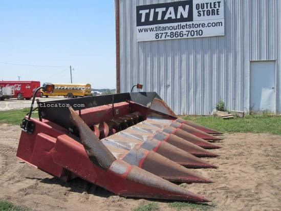 1995 Case IH 1063 Header-Corn For Sale
