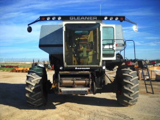 Gleaner n5 combine for sale at equipmentlocator publicscrutiny Images