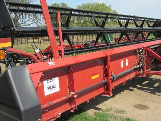 2003 Case IH 1020 Header-Flex For Sale
