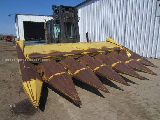 NULL New Holland 962 Header-Corn For Sale
