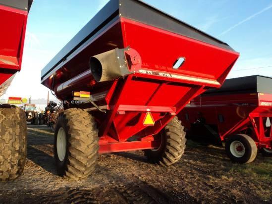2005 Brent 876 Grain Cart For Sale