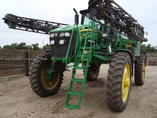John Deere 4730 Sprayer-Self Propelled For Sale at EquipmentLocator