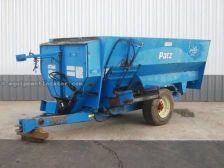 Patz 380 TMR Mixer For Sale at EquipmentLocator com