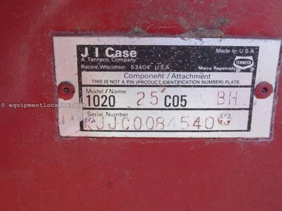 1991 Case IH 1020 Header-Flex For Sale