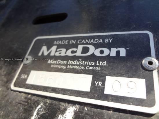 2009 MacDon FD70 Header-Draper For Sale