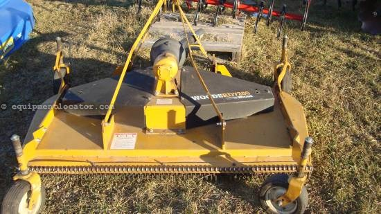 NULL Woods RD7200 Finishing Mower For Sale