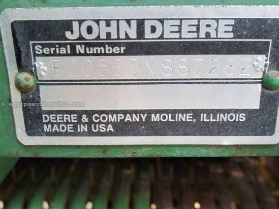 1991 John Deere 535 Baler-Round For Sale