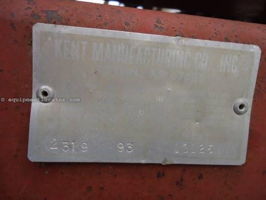 NULL Kent 2319 Vertical Tillage For Sale