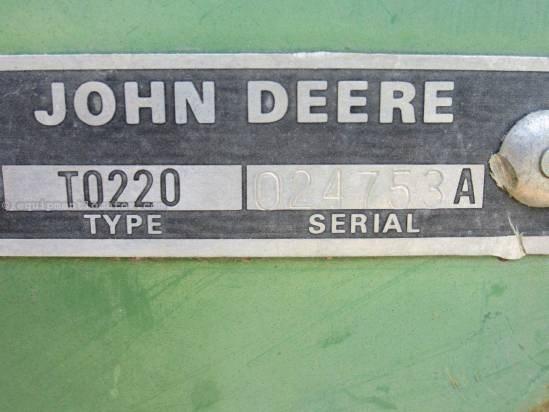 NULL John Deere 220 Disk Harrow For Sale
