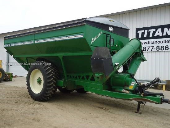 2001 Brent 1084 Grain Cart For Sale