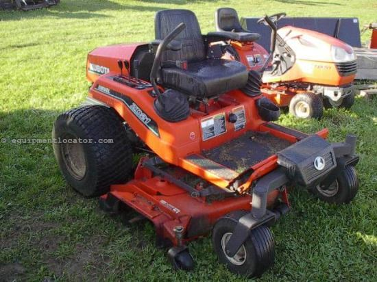Riding Mower For Sale:  2003 Kubota ZD21