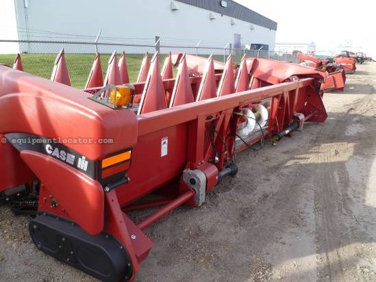 2002 Case IH 2208 Header-Corn For Sale