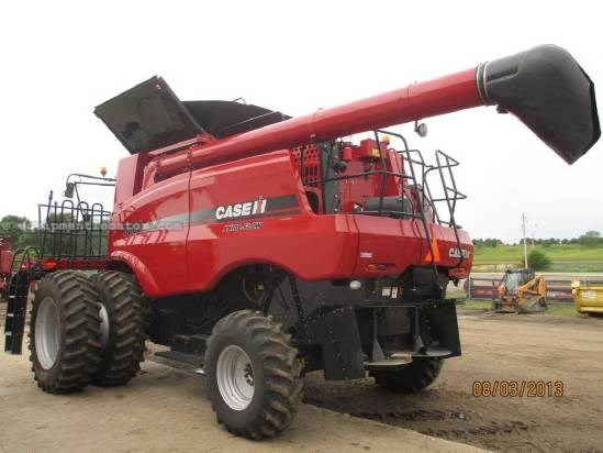 2011 Case IH 7088, 213 Sep Hrs, UPTIME READY,FT, AHHC, Fore/Aft Combine For Sale