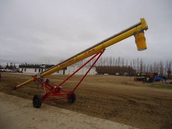 NULL Westfield TF 80 Auger-Portable For Sale