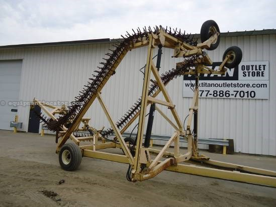 NULL Phillips 4305 Disk Harrow For Sale