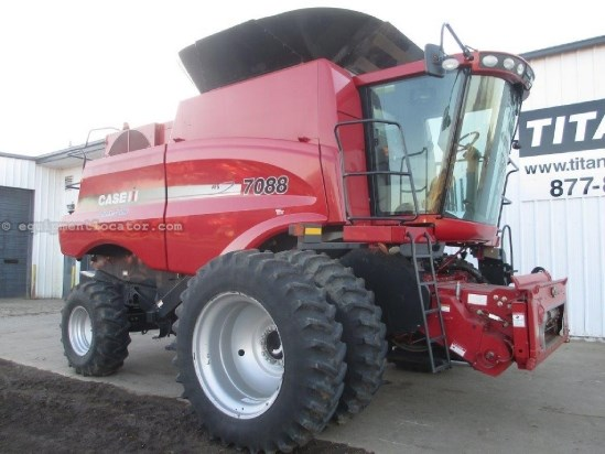 2009 Case IH AF7088, 1116 Sep Hr, Warranty*, UPTIME READY!, FT Combine For Sale