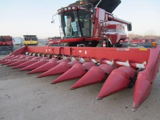 2010 Case IH 3412, 12R30,7088-7110-8010-8230-9120-9230, FT, HHC Header-Corn For Sale