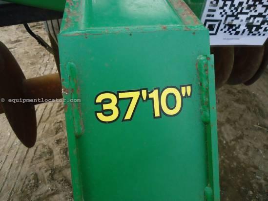 2007 John Deere 637 Disk Harrow For Sale
