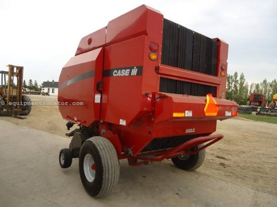 2003 Case IH RBX562 Baler-Round For Sale