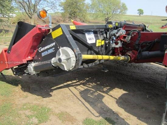 2006 Geringhoff RD830 Header-Corn For Sale