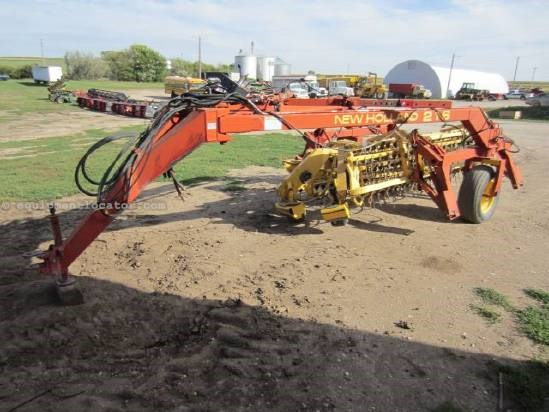 NULL New Holland 216 Hay Rake-Hitch For Sale