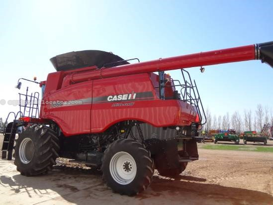 2011 Case IH 7088 - Sep Hrs 677, UPTIME READY, Lux Cab, NO FT Combine For Sale