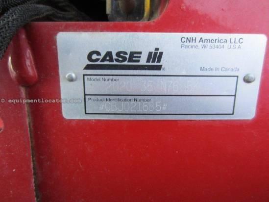 2007 Case IH 2020 Header-Flex For Sale