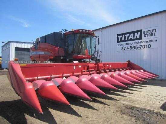 2007 Case IH 2412 Header-Corn For Sale
