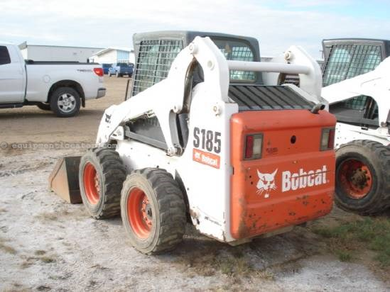 2006 Bobcat S185 Skid Steer For Sale