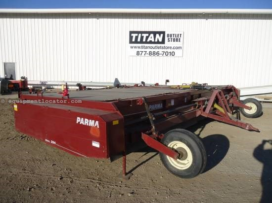 2003 Parma 264 Sugar Beet Topper For Sale