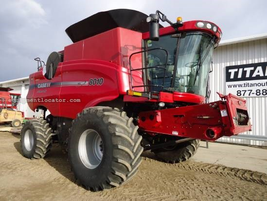 2008 Case IH AFX8010 Combine For Sale