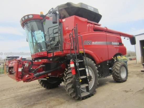 2010 Case IH AF8120, 532 Sep Hr,UPTIME READY!,YMM, Bin Ext Combine For Sale