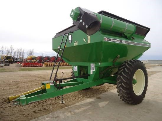 NULL Unverferth 4500 Grain Cart For Sale