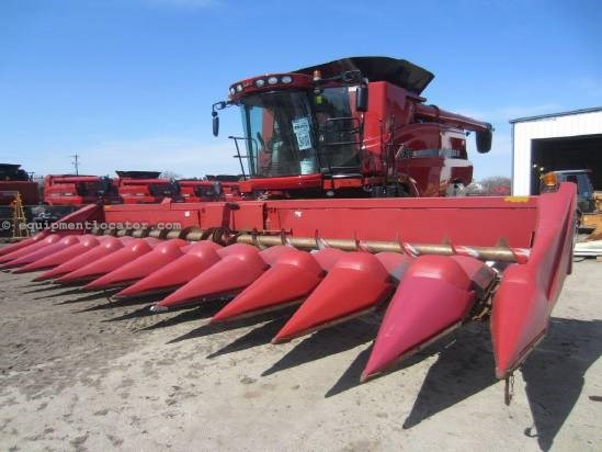 2006 Case IH 2412, 12R30, 7088/7010/8010, FT, HHC, Dual Dr Header-Corn For Sale