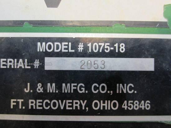 2002 J & M 1075 Grain Cart For Sale
