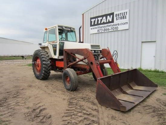 1979 Case IH 2090 Tractor For Sale