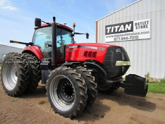 2006 Case IH MX275 Tractor For Sale