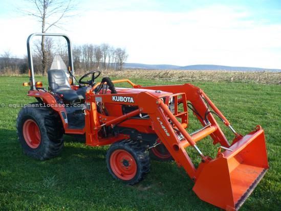 35hp Kubota Tractor